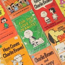 Click to view Peanuts Fawcett Crest Books