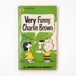 Very Funny, Charlie Brown Book