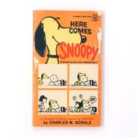 Here Comes Snoopy Book