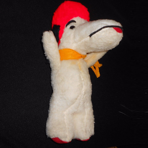 Red Baron Snoopy Doll