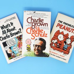 Click to view Books about Peanuts