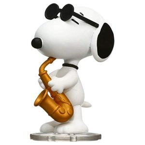 Enjoying Peanuts Music