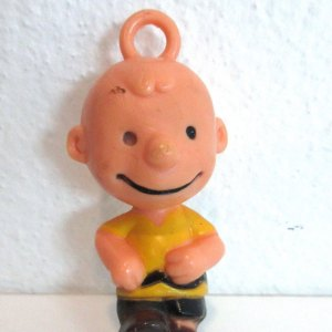 Charlie Brown Paratrooper Toy