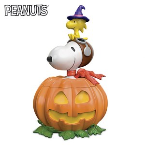 Snoopy Halloween Party