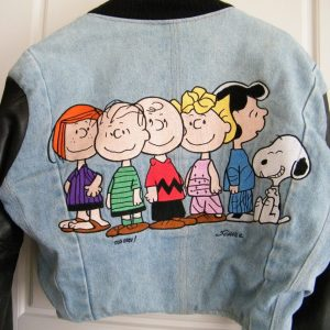 Peanuts Denim Jacket