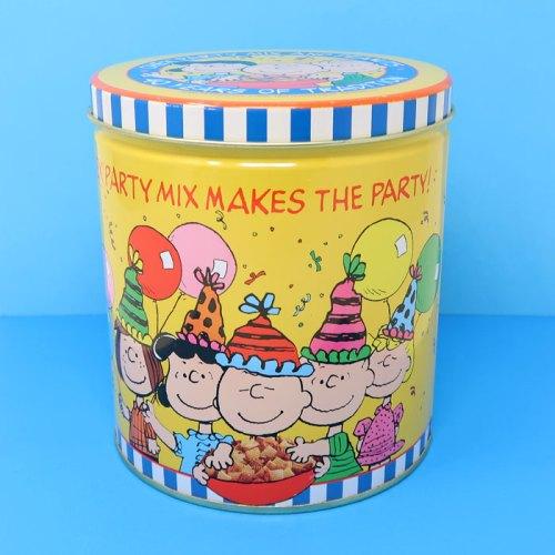 Peanuts Chex Mix