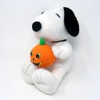 Snoopy with Pumpkin Halloween Plush