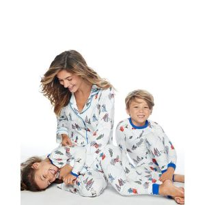 Peanuts Christmas Pajamas from Bloomingdale's