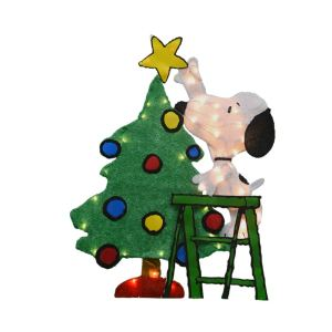 Peanuts Christmas Collectibles at Amazon