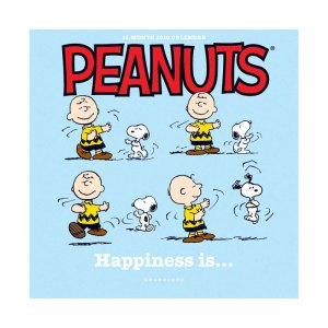 2019 Peanuts Calendar Round-up