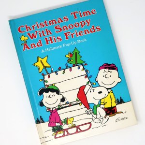 Christmas Time with Snoopy and his Friends Pop-up Book