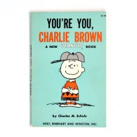 You're You, Charlie Brown Peanuts Book