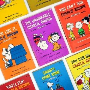 Holt, Reinhart & Winston Peanuts Books