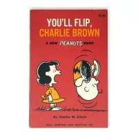 You'll Flip, Charlie Brown Peanuts Book