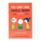 You Can't Win, Charlie Brown Peanuts Book