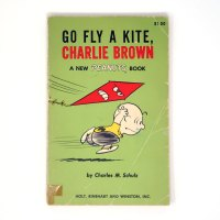 Go Fly A Kite, Charlie Brown Peanuts Book