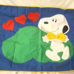Snoopy Pillow Sham