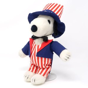 Uncle Sam Snoopy