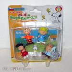 Peanuts Gang PVC figurine Set