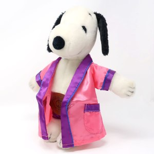 Snoopy's Wardrobe - Snoopy Boxing Champion