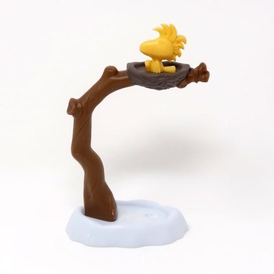Woodstock in Nest Happy Meal Toy