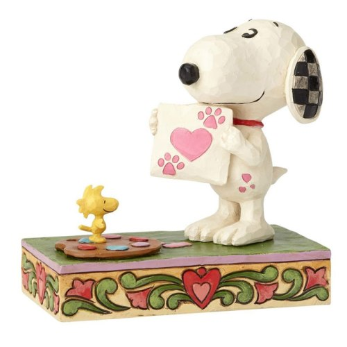 Sending Snoopy Love to Mom