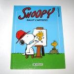Snoopy Salut L'artiste
