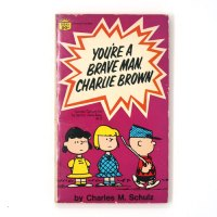 You're a Brave Man, Charlie Brown Book