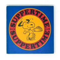 Suppertime Snoopy Book