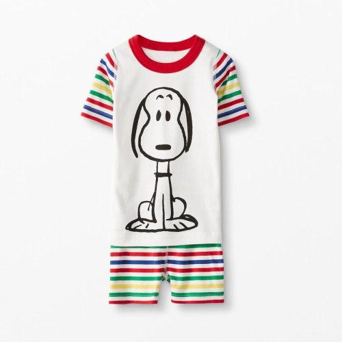Snoopy Pajamas at Hanna Andersson