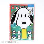 Snoopy Greeting Card from Japan