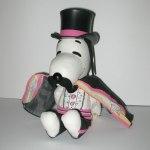 Snoopy Magician Rag Doll