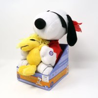 Snoopy and Woodstock Pirate Halloween Plush