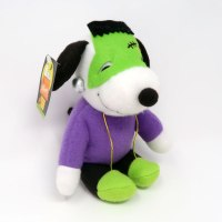 Snoopy Frankenstein Halloween Plush