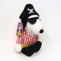 Snoopy Pirate Halloween Plush