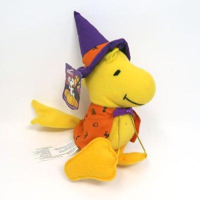 Woodstock Witch Halloween Plush