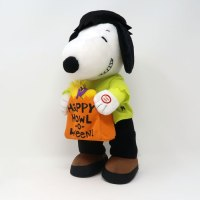 Snoopy Frankenstein Halloween Plush