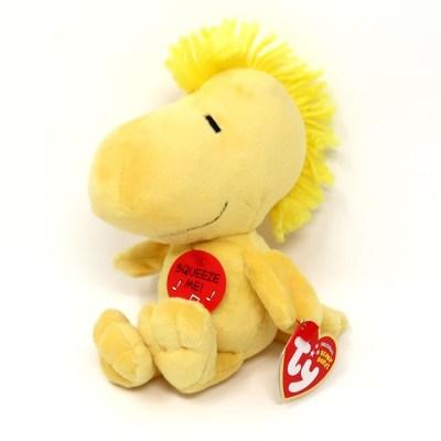 Woodstock Beanie Baby Plush Toy