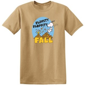 Peanuts shirts at The Lighter Side