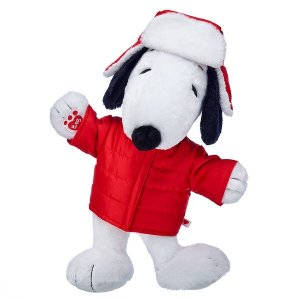 Snoopy from Build-a-Bear