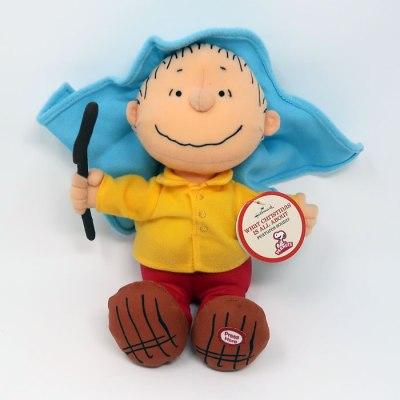 Linus Shepherd Christmas Plush
