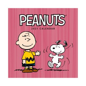 Walmart Peanuts Calendars