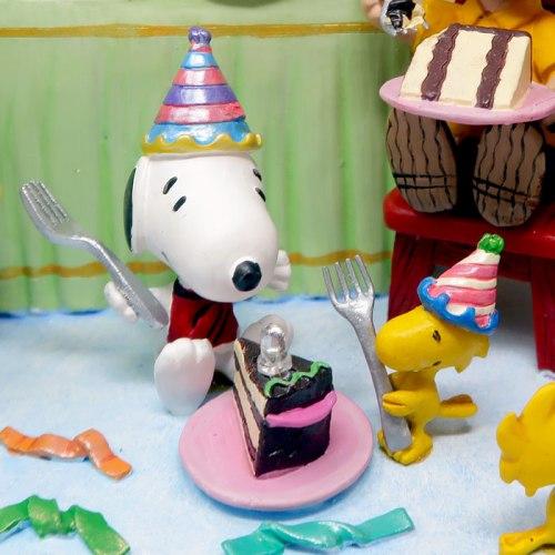 Peanuts Best Birthday Ever Display