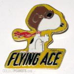 Flying Ace Pin