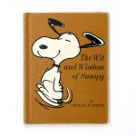 The Wit and Wisdom of Snoopy Book