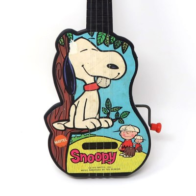 Snoopy Musical Ge-Tar
