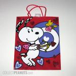 Snoopy Cupid Valentine's Day Gift Bag