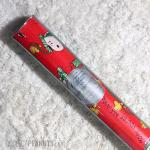 Snoopy and Woodstock Christmas Gift Wrap