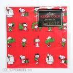Peanuts & Snoopy Wrapping Paper