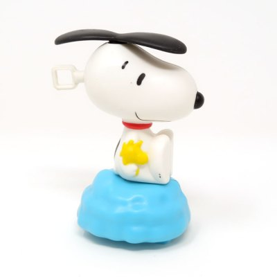 Snoopy Helicopter Happy Meal Toy